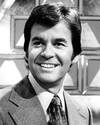 Radio and Television Personality Dick Clark