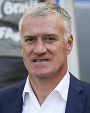 Football Player and Coach Didier Deschamps