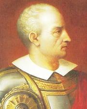 Conquistador Diego de Almagro