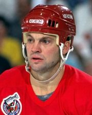 NHL Right Winger Dino Ciccarelli