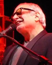 Singer Donald Fagen
