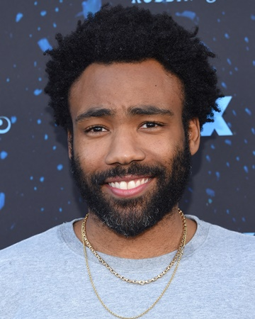Actor, Musician and Director Donald Glover