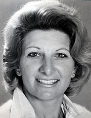 LPGA Golfer Donna Caponi