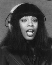 Singer Donna Summer