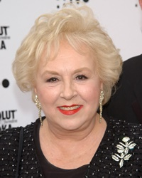 Actress Doris Roberts