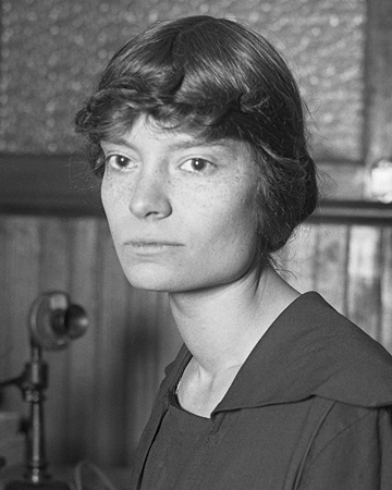 Journalist, Socialist and Catholic Convert Dorothy Day