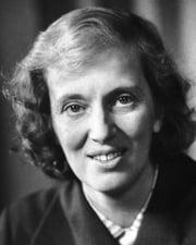 Chemist Dorothy Hodgkin
