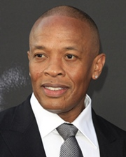 Rapper and Record Producer Dr. Dre