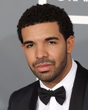 Singer-Songwriter Drake