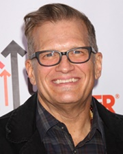 Actor and Comedian Drew Carey