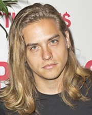Actor Dylan Sprouse