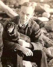 Writer E. B. White