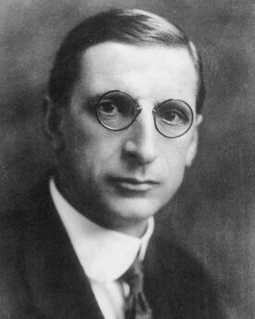 Revolutionary and President of Ireland Éamon de Valera