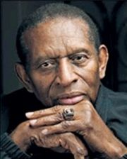 Basketball Player Earl Lloyd