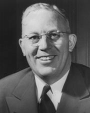Jurist and Governor of California Earl Warren