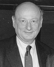 Congressman and NYC Mayor Ed Koch