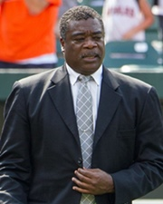 MLB 1st Baseman Eddie Murray
