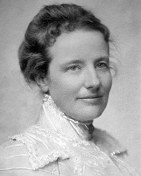 First Lady of the United States Edith Roosevelt