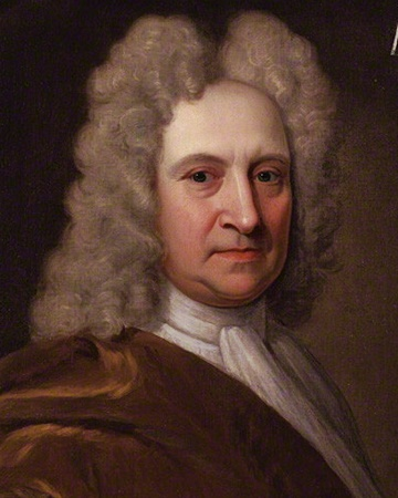 Astronomer, Mathematician and Physicist Edmond Halley