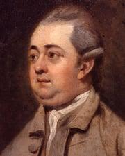 Historian Edward Gibbon