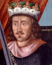 King of England Edward I