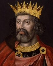 King of England Edward II