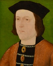 King of England Edward IV
