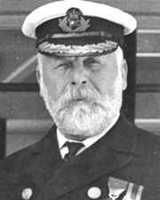 Captain of the Titanic Edward Smith