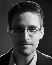 NSA Contractor Edward Snowden