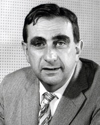Physicist Edward Teller
