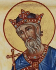 King of England Edward the Confessor