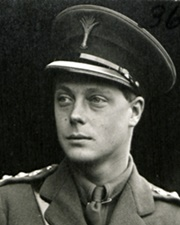 King of the United Kingdom Edward VIII