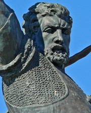 Spanish National Hero El Cid