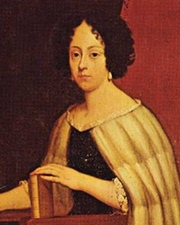 Philosopher and Mathematician Elena Cornaro Piscopia