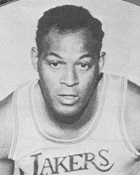 NBA Forward Elgin Baylor