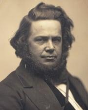 Inventor Elias Howe