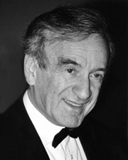 Author Elie Wiesel