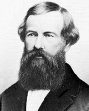 Inventor and Elevator Industrialist Elisha Otis