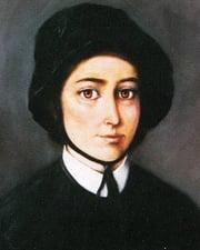 1st American-born Saint Elizabeth Ann Bayley Seton
