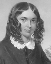 Poet Elizabeth Barrett Browning