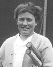 Tennis Player Elizabeth Ryan