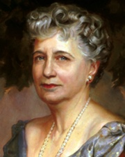 US First Lady Bess Truman