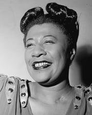 Jazz Musician Ella Fitzgerald