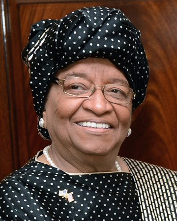 Africa's 1st Elected Female Head of State Ellen Johnson-Sirleaf