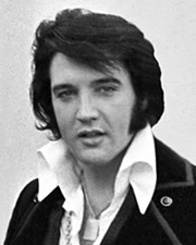 Singer & Cultural Icon Elvis Presley