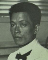 Revolutionary and 1st President of the Philippines Emilio Aguinaldo