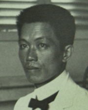 Revolutionary General and 1st President of the Philippines Emilio Aguinaldo