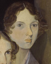Writer Emily Brontë