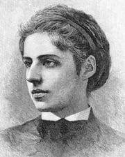Poet Emma Lazarus