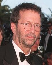 Rocker, Blues Guitarist and Singer-Songwriter Eric Clapton